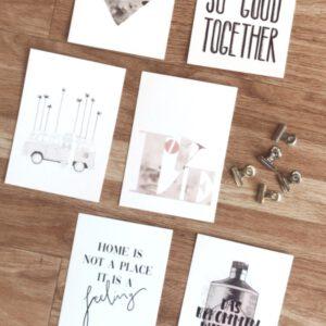 Prints & Postkarten